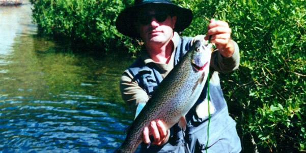Bishop creek lodge a fishing destination bishop creek for Bishop creek fishing