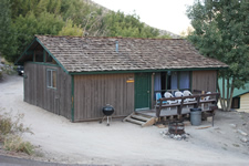 Bishop Creek Lodging- Rental Cabins